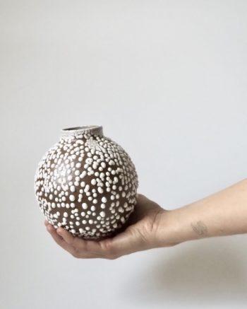 vase boule crawl